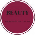 BUCKETS OF TEA BEAUTY LOGO