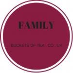 BUCKETS OF TEA FAMILY LOGO