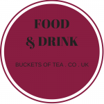BUCKETS OF TEA FOOD & DRINK LOGO Meal Planning