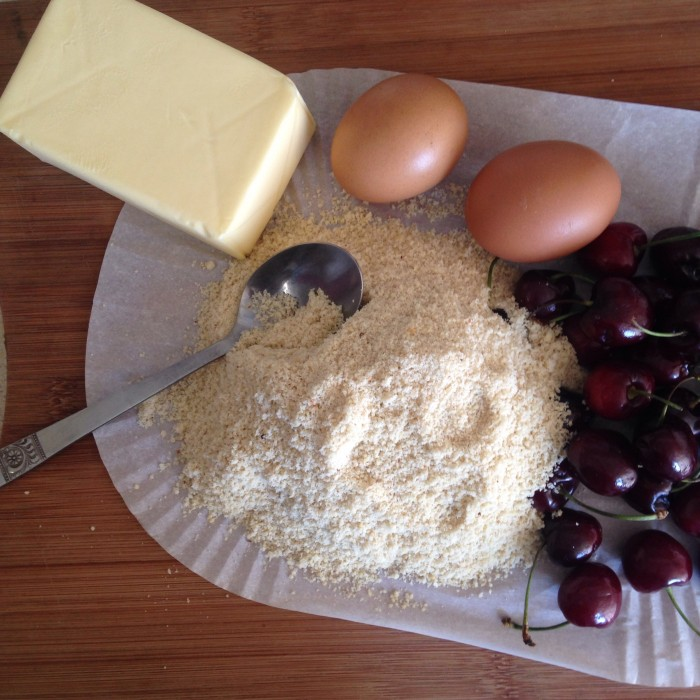 cherry cake ingredients