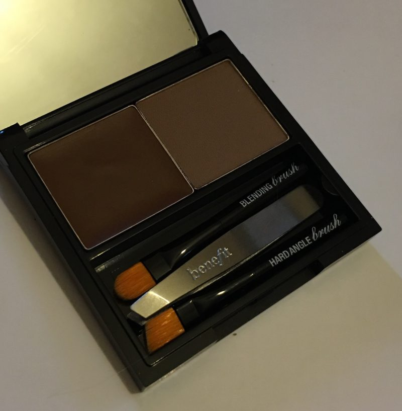 benefit eye brow palette