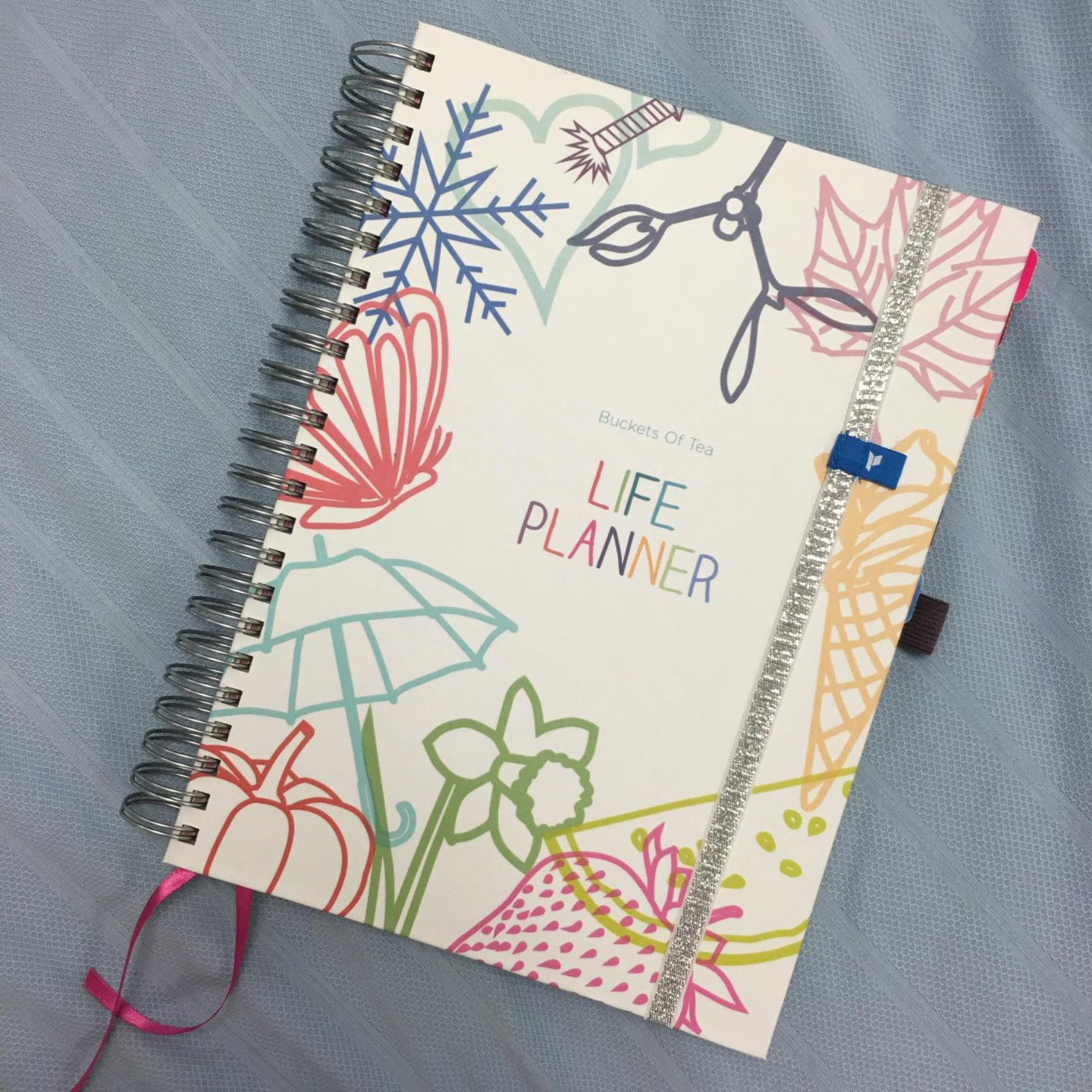 Life Planner From Unique Planners