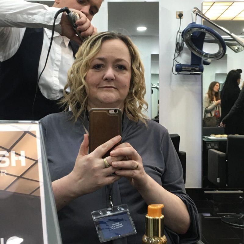 Rush Hair, Birmingham