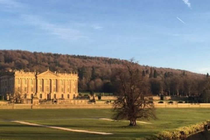 Afternoon Tea Adventures; Chatsworth House