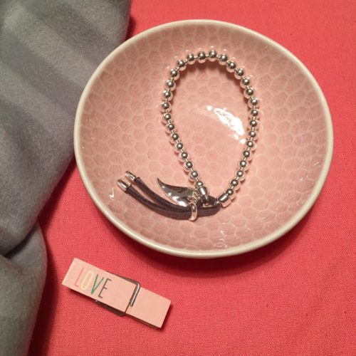 Heart Bracelet From The Lifestyle Blogger UK