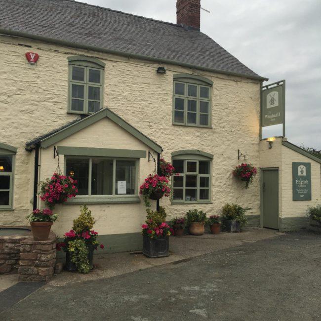 The Windmill Inn At Rowton