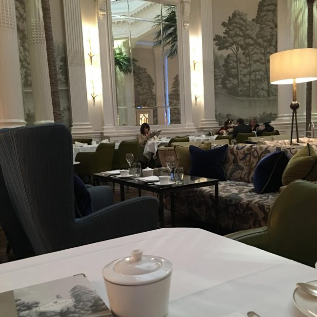 Afternoon Tea At The Balmoral Hotel, Princes St Edinburgh