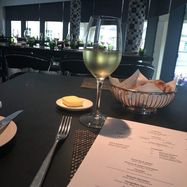 Seafood Lunch At Ondine, Edinburgh
