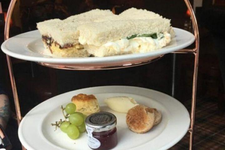 Afternoon Tea Adventures; Castle Hotel, Conwy