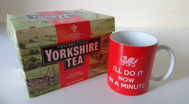 Tea In A Crisis