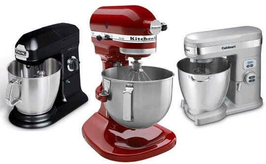What Should You Look for In a Stand Mixer?