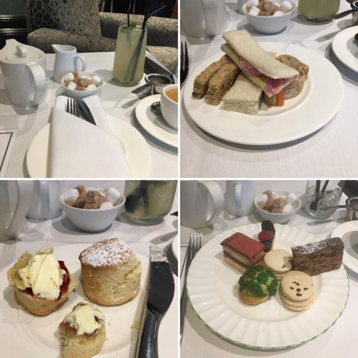 Afternoon Tea At The Belfry Hotel And Golf Resort