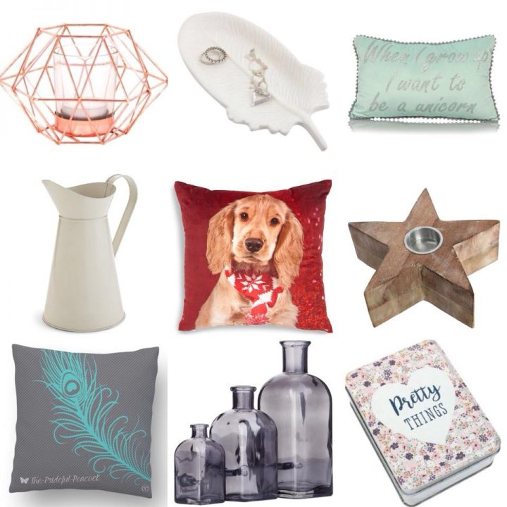 Christmas Gift Guide; Interiors Edition