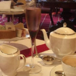 Festive Afternoon Tea Adventures; Ruben's At The Palace, London