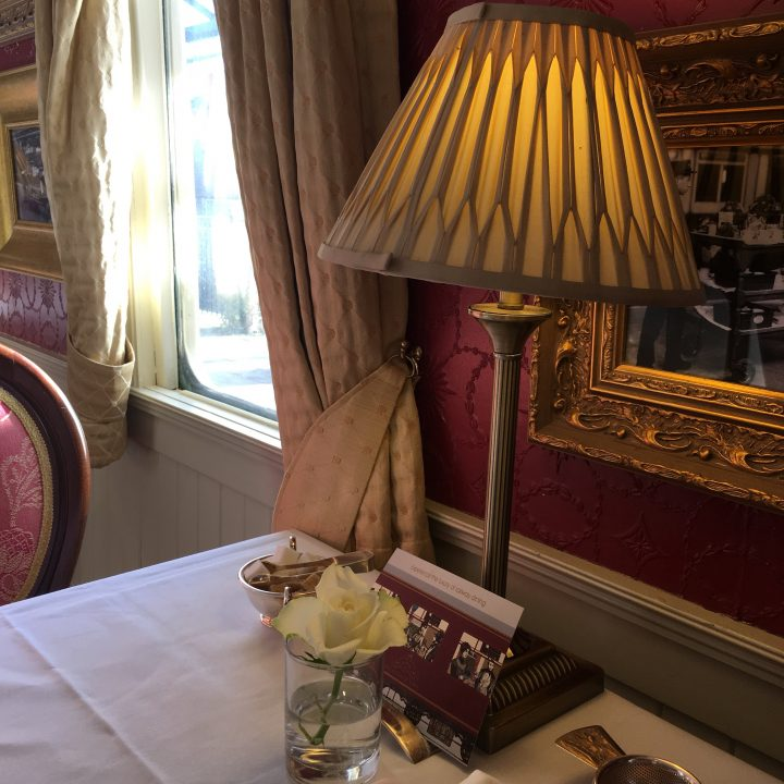 Afternoon Tea Aboard The Countess Of York Train Carriage, York