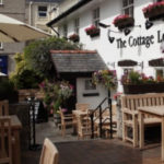 Dinner At The Cottage Loaf, Llandudno