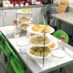 Afternoon Tea Cookery Class At Cookery School, London