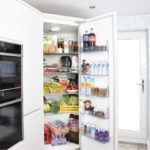 What to do with your food when moving house